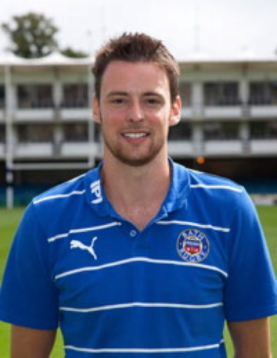 Ed Williams, social media manager Bath Rugby