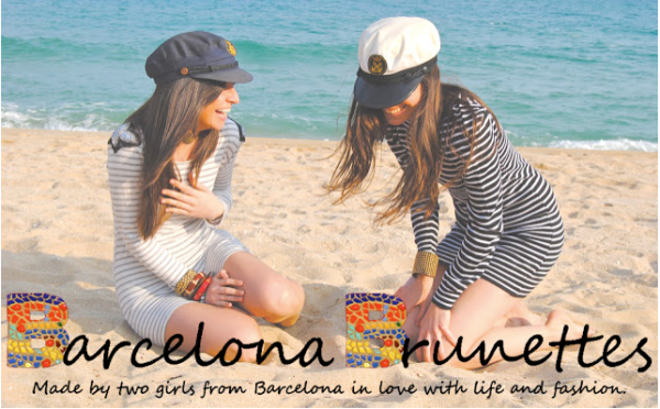 Barcelona Brunettes ladies